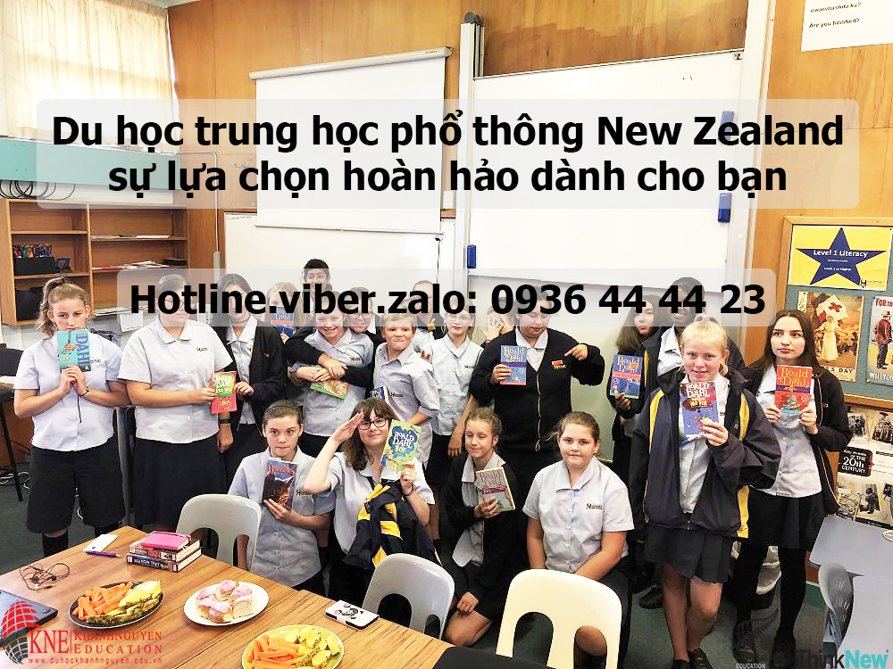 Du Học Trung Học Phổ Thông New Zealand Sự Lựa Chọn Hoàn Hảo Dành Cho Con Bạn